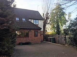 Thumbnail 4 bed detached house to rent in Larch Avenue, Bricket Wood