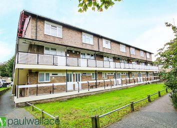 Thumbnail 2 bed flat for sale in Longcroft Drive, Waltham Cross