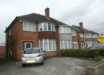 Thumbnail 3 bed semi-detached house for sale in Church Road, Sheldon, Birmingham