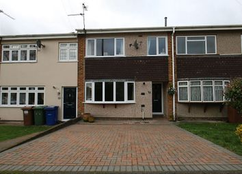 Thumbnail 3 bed terraced house for sale in Lower Crescent, Linford, Stanford-Le-Hope, Essex