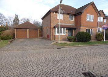 Thumbnail 4 bedroom detached house to rent in Cavendish Gardens, Fleet, Hampshire
