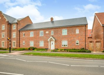 Thumbnail 2 bed flat for sale in Bibbys Way, Framlingham, Woodbridge