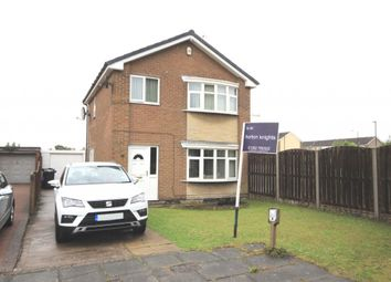 Thumbnail 3 bed detached house to rent in Bretby Close, Bessacarr, Doncaster