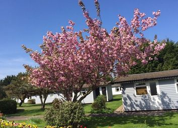 Thumbnail 3 bed lodge for sale in Skinburness Court, Silloth, Wigton
