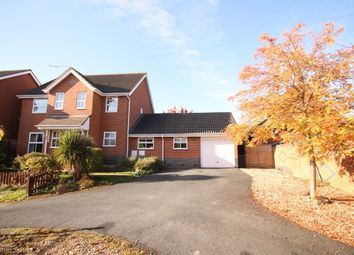 Thumbnail 4 bed detached house for sale in Mccormick Avenue, Worcester