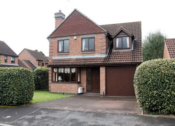 Thumbnail 4 bedroom detached house for sale in Winston Close, Spencers Wood, Reading, Berkshire