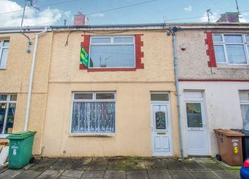 Thumbnail 3 bedroom terraced house to rent in Greenfield Terrace, Argoed, Blackwood