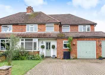 Thumbnail 4 bed semi-detached house to rent in Worplesdon, Guildford