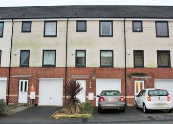 Thumbnail 4 bed terraced house for sale in Mount Street, Heywood, Lancashire