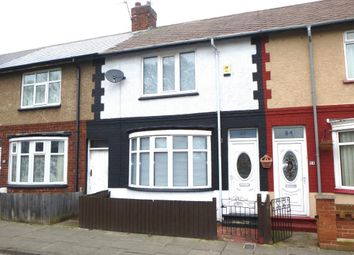 2 bed terraced house for sale in Chester Road, Hartlepool TS24