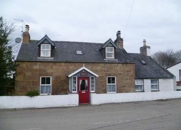 Thumbnail 3 bed detached house for sale in Millburn Cottage, Milton, Invergordon