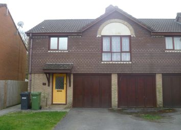 Thumbnail 2 bed property to rent in Thistle Road, Hedge End, Southampton