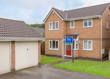 Thumbnail 4 bed detached house for sale in Alberton Close, Aspull, Wigan