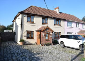 Thumbnail 5 bed semi-detached house for sale in Clacton Road, Stones Green, Harwich, Essex