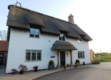 Thumbnail 3 bed cottage for sale in Hill Place, Brington, Huntingdon