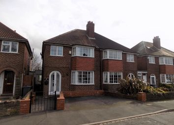 3 bed semi-detached house to rent in Slade Road, Sutton Coldfield B75