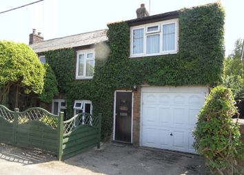 Thumbnail 3 bed semi-detached house for sale in Cricket Ground, Stokenchurch, High Wycombe
