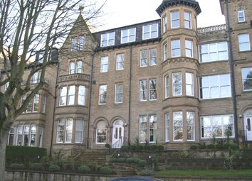 Thumbnail 2 bed flat to rent in Elgar Court, Valley Drive, Harrogate