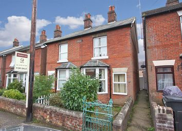 Thumbnail 2 bed semi-detached house for sale in Stanley Road, Halstead