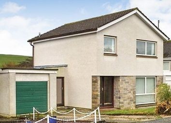 Thumbnail 3 bed detached house for sale in 4 Meadowbank, Stranraer