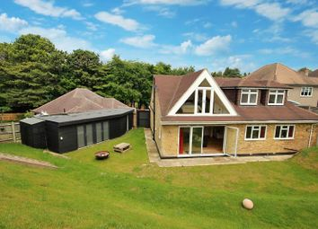 Thumbnail 4 bed detached house to rent in Downs Way Close, Tadworth, Surrey.