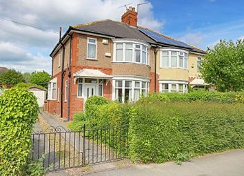 Thumbnail 3 bedroom semi-detached house for sale in Kingtree Avenue, Cottingham