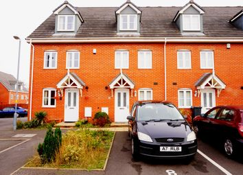 Thumbnail 3 bedroom town house for sale in Dairy Way, Handsworth