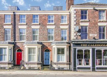 Thumbnail 4 bed terraced house for sale in Catharine Street, Liverpool, Merseyside