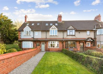 Thumbnail 3 bed terraced house for sale in Stannage Cottages, Stannage Lane, Churton, Chester