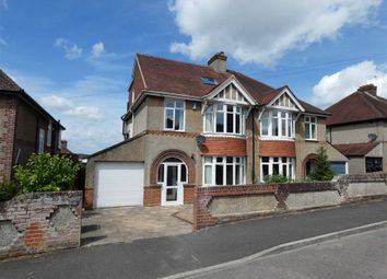 Thumbnail 4 bed semi-detached house to rent in Dorset Road, Salisbury, Wiltshire