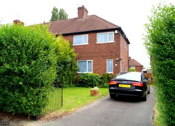 Thumbnail 3 bed semi-detached house to rent in Bingley Close, Nottingham