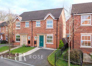 3 bed semi-detached house for sale in Parish Gardens, Leyland PR25