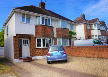 Thumbnail 3 bed semi-detached house to rent in Bodley Road, Oxford