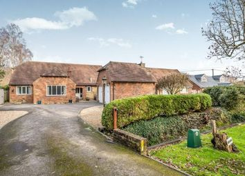 Thumbnail 4 bed bungalow for sale in School Lane, Stedham, Midhurst, West Sussex