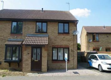 Thumbnail 3 bed semi-detached house to rent in Hoylake Drive, Farcet, Peterborough