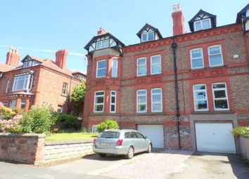 Thumbnail 3 bed flat to rent in Devonshire Road, West Kirby, Wirral
