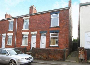 Thumbnail 2 bed end terrace house for sale in Burnell Street, Brimington, Chesterfield