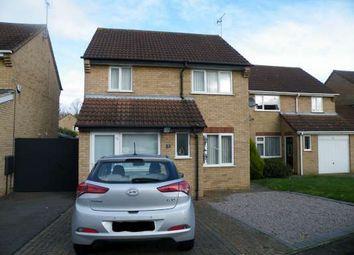 Thumbnail 4 bedroom detached house to rent in Sevenacres, Orton Brimbles, Peterborough