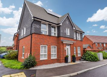 Thumbnail 3 bed detached house for sale in Foxglove Way, Clanfield, Waterlooville