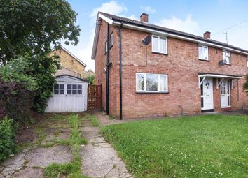 Thumbnail 3 bed semi-detached house for sale in Lidsey Road, Banbury
