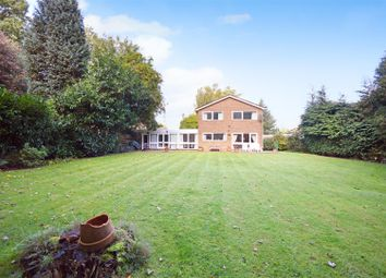 Thumbnail 4 bed detached house for sale in Broadwater, Earlsdon, Coventry