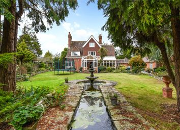 Thumbnail 6 bed detached house for sale in George Road, Milford On Sea, Lymington, Hampshire