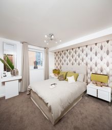 Thumbnail 1 bed flat for sale in Abbey Place, Paisley