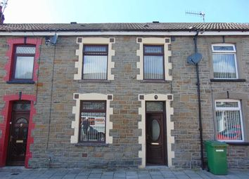 Thumbnail 3 bed terraced house for sale in Cardiff Road, Abercynon, Mountain Ash