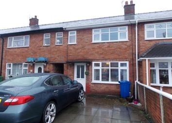 Thumbnail 2 bed terraced house for sale in Ambleside Crescent, Warrington, Cheshire