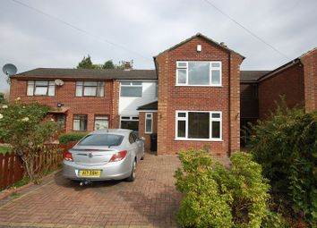 Thumbnail 3 bed link-detached house to rent in Lucerne Road, Bramhall, Stockport