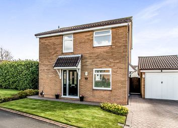 Thumbnail 3 bedroom detached house for sale in Aston Grove, Tyldesley, Manchester