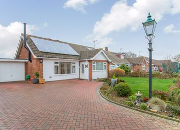 Thumbnail 2 bed detached bungalow for sale in Swafield Rise, North Walsham