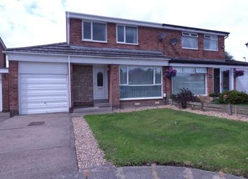 Thumbnail 3 bed semi-detached house to rent in Chesterholm, Carlisle, Cumbria