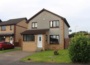 Thumbnail 3 bed detached house for sale in Glenbervie Crescent, Westerwood, Cumbernauld, North Lanarkshire